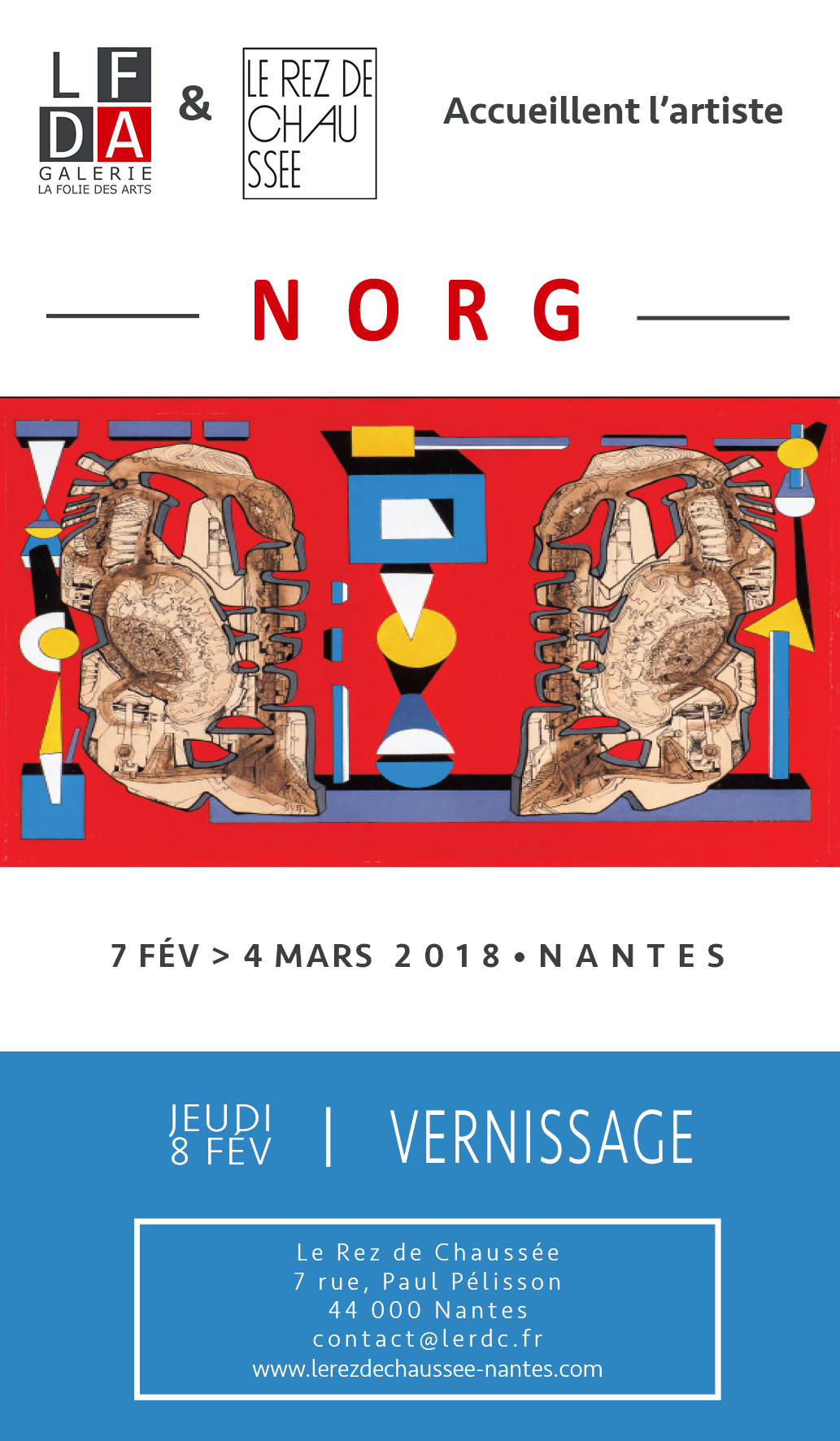 Annonce NORG site